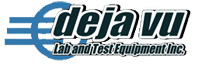 Deja Vu Lab and Test Equipment Inc.